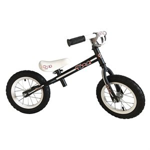 TORQ Balance Bike, Stealth Black