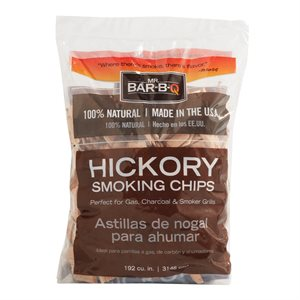 Mr. Bar-B-Q Hickory Wood Smoking Chips