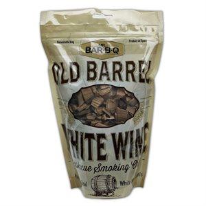 Mr. Bar-B-Q White Wine Barrel Smoking Chips