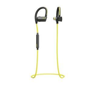Jabra Sport Pace Wireless Bluetooth Earphones, Yellow