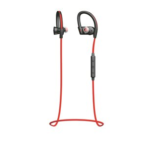 Jabra Sport Pace Wireless Bluetooth Earphones, Red
