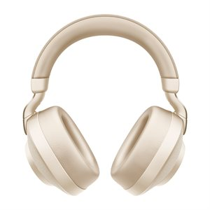 Jabra Elite 85h Wireless Headphone, Gold Beige