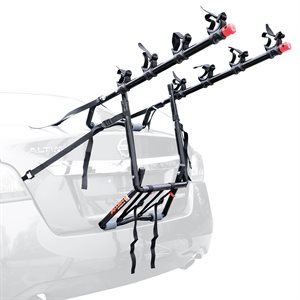 Deluxe Four Bike Trunk Carrier