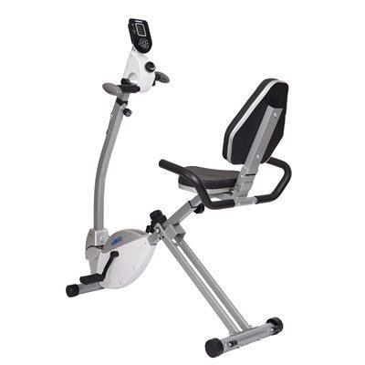 Stamina Recumbent Exercise Bike with Upper Body Exerciser