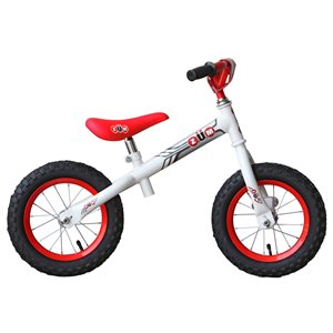 Zum Balance Bike White / Red