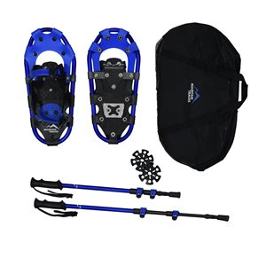 Mountain Tracks Pro Snowshoes Set 42cm