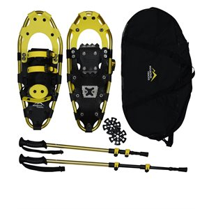 Mountain Tracks Pro Snowshoes Set 52cm