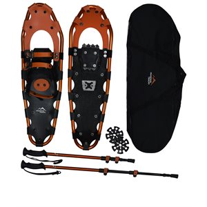 Mountain Tracks Pro Snowshoes Set 72cm
