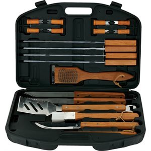 18 pc Tool Set with Plastic Case