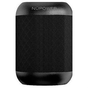 NUPOWER Portable Bluetooth Speaker Black