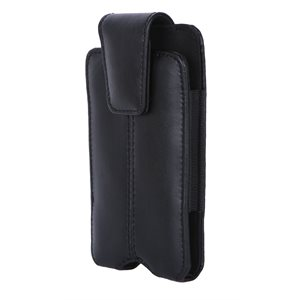Affinity Vertical Pouch for iPhone 5, Black