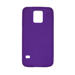 Affinity Gelskin for Samsung Galaxy S5 / Neo, Matte Solid Plum