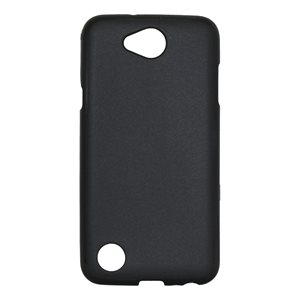 Affinity Gelskin case for LG Xpower 2, Black
