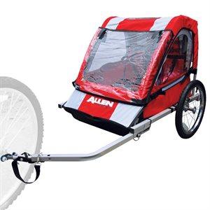 AST202 - Allen Sports 2 Child Bike Trailer