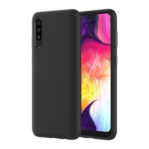 Axessorize PROTech Case for Samsung Galaxy A50, Black