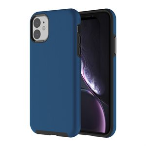 Axessorize PROTech Case for Apple iPhone XR / 11, Cobalt Blue