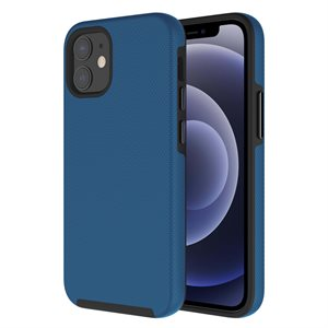 Axessorize PROTech Case for Apple iPhone 12 Mini, Blue