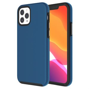 Axessorize PROTech Case for Apple iPhone 12 / 12 Pro, Blue