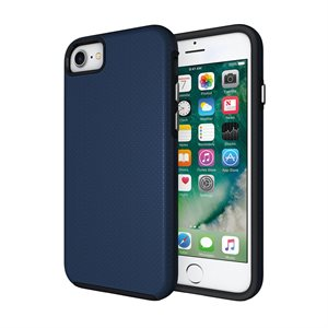 Axessorize PROTech Case fo Apple iPhone SE2 / 8 / 7, Cobalt Blue