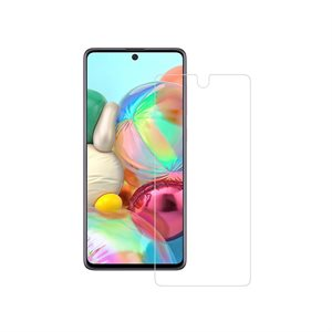 Axessorize Tempered Glass Screen Protector for Samsung Galaxy A51, Clear