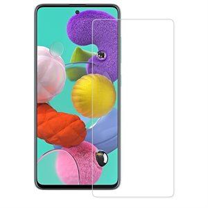 Axessorize 2.5D Glass Screen Protector for Samsung Galaxy A71, Clear