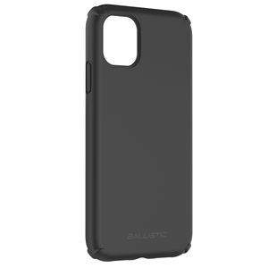 Ballistic Soft Jacket case for iPhone 11, Black