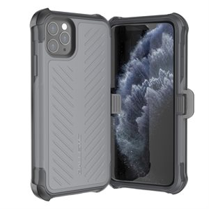 Ballistic Tough Jacket Maxx for iPhone 11 Pro Max, Grey