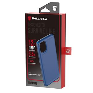 Ballistic Urbanite Series case for iPhone 11 Pro Max, Blue