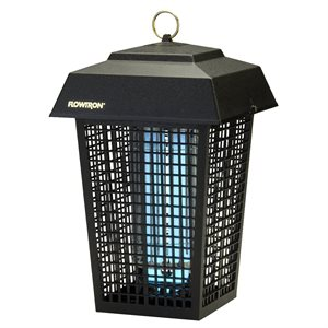 Flowtron 1 Acre Electronic Insect Killer - Black