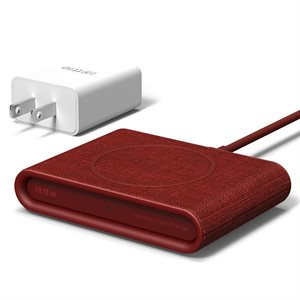 iOttie iON Wireless Fast Charging Pad Mini - Red