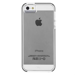 Case-Mate Naked Tough Case for iPhone 5s / SE, Clear