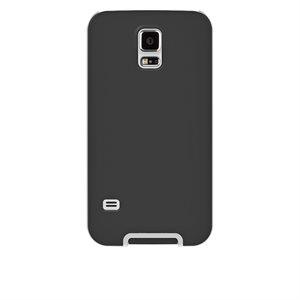 Case-Mate Slim Tough Case for Samsung Galaxy S5 / Neo, Black / Silver