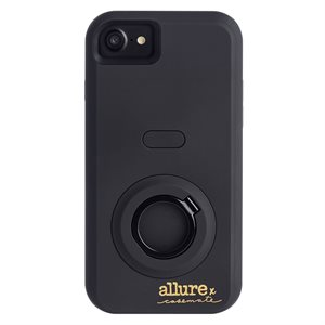 Case-Mate Allure Selfie Case for iPhone 6 / 6s / 7 / 8, Black