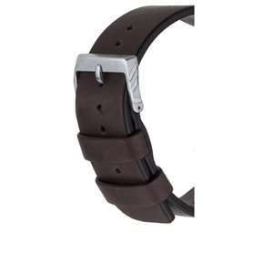 Case-Mate 42mm Apple Watchband, Signature Leather, Tobacco