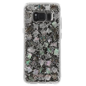 Case-Mate Karat Case for Samsung Galaxy S8, Mother of Pearl