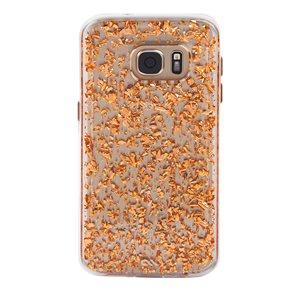 Case-Mate Karat Case for Samsung Galaxy S7, Rose Gold