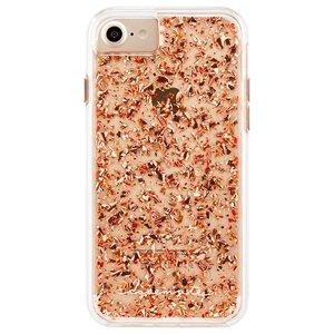 Case-Mate Karat Case for iPhone 6s / 7 / 8, Rose Gold