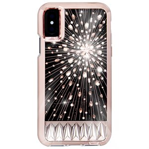 Case-Mate Luminescent Case for iPhone X / XS, Clear