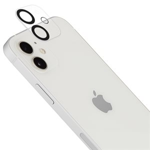 Case-Mate Lens Protector iPhone 12 - Clear