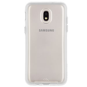 Case-Mate Naked Tough Case for Samsung Galaxy J3 2018, Clear