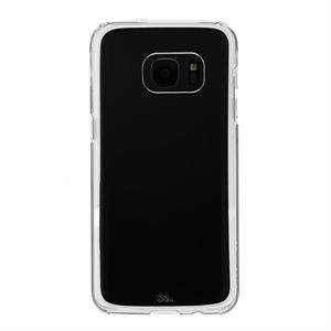 Case-Mate Naked Tough Case for Samsung Galaxy S7, Clear / Clear