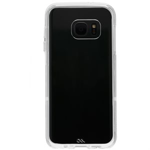 Case-Mate Naked Tough Case for Samsung Galaxy S7 Edge, Clear / Clear
