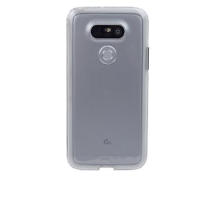 Case-Mate Naked Tough Case for LG G5, Clear / Clear