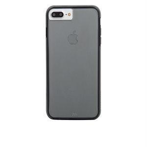 Case-Mate Naked Tough Case for iPhone 6 / 6s / 7 / 8, Smoke / Black