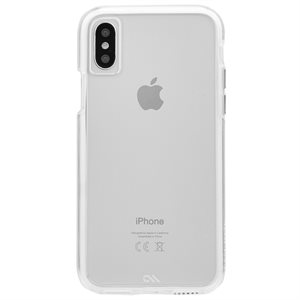 Case-Mate Naked Tough Case for iPhone X / XS, Clear