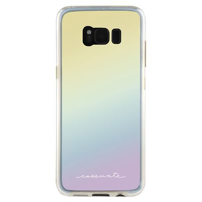 Case-Mate Naked Tough Case for Samsung Galaxy S8 Plus, Iridescent