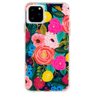 Case-Mate Rifle Paper Case for iPhone 11 Pro, Juliet Rose