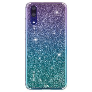 Case-Mate Sheer Crystal Case for Huawei P20, Clear