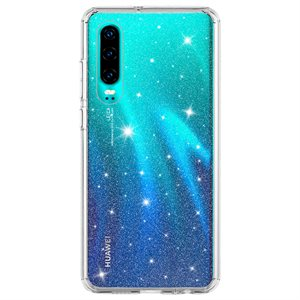 Case-Mate Sheer Crystal Case for Huawei P30, Clear