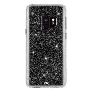 Case-Mate Sheer Crystal for Samsung Galaxy S9, Clear